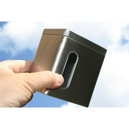 - LAMINATED POSTER Tea Caddy Metal Box Tin Can Cans Box Poster Print 24 x 36