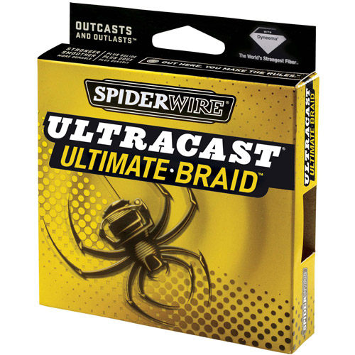 182519 Spiderwire Ultracast Line, Green