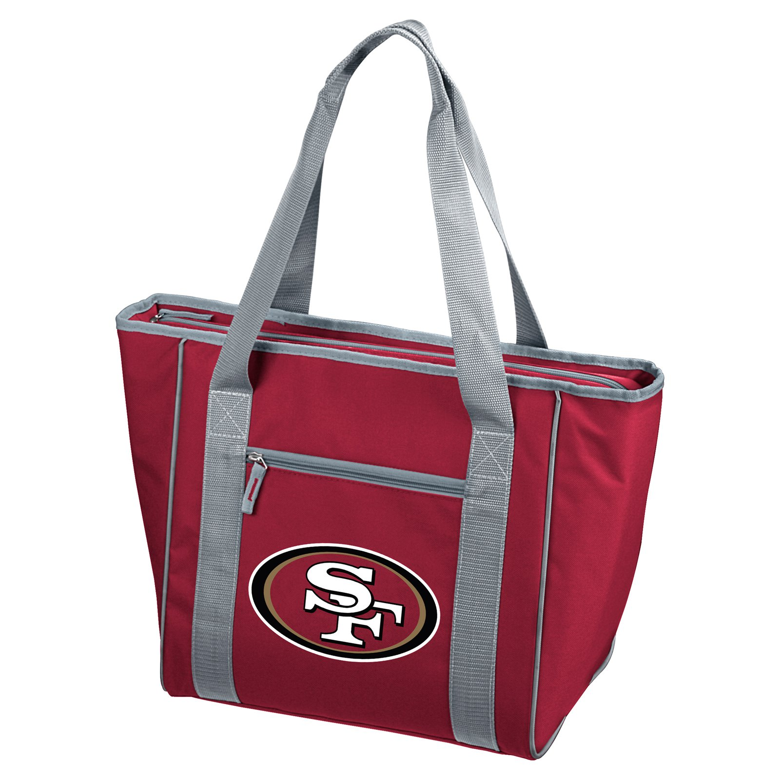 Logo NFL San Francisco 49ers 30-Can Cooler Tote