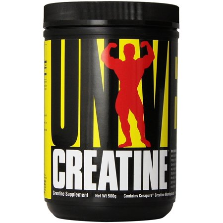 100% Pure Creapure Creatine Monohydrate Powder 500g, THE FINEST AND MOST READILY ABSORBED CREATINE AVAILABLE: German creatine that is patented and proven to the.., By Universal Nutrition