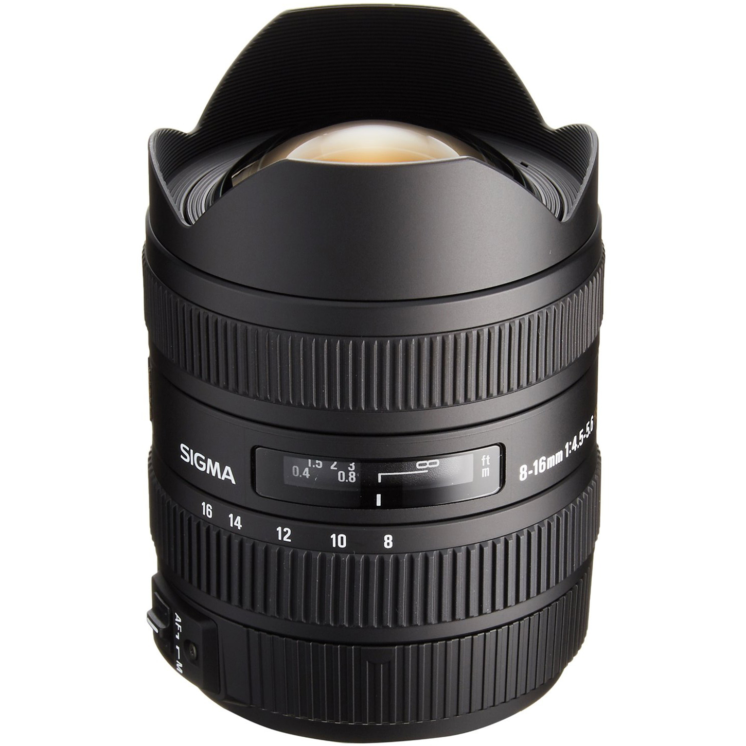 Sigma 8-16mm f/4.5-5.6 DC HSM Ultra-Wide Zoom Lens (for Nikon Cameras)
