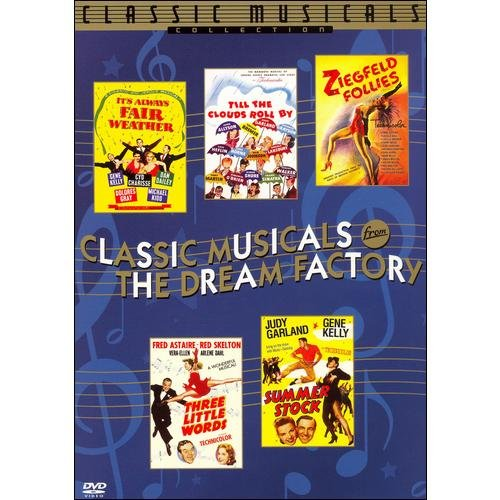 Warner Brothers Classic Musicals Collection: Classic Musicals From The Dream Factory