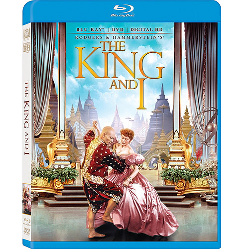 The King And I (Blu-ray   DVD) (Widescreen)