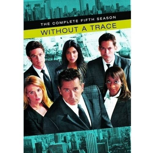 Without A Trace: The Complete Fifth Season (Widescreen)