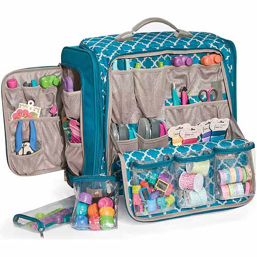 We R Memory Keepers 360 Crafter's Rolling Bag