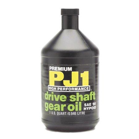 Shaft Drive Oil (PJ1 11-90 Silver Series Hypoid Drive Shaft Oil - 90W -)