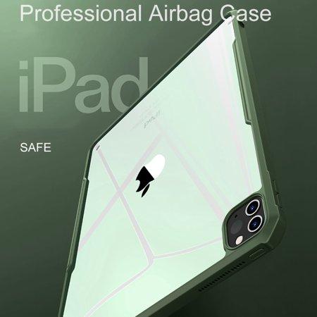 Cribun Ultra Slim Thin Anti-Scratch TPU Rubber Soft Skin Silicone Premium Protective Case Cover for ipad pro 11inch 2020(black) - image 4 of 8