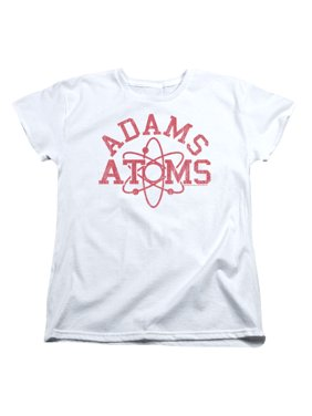 945c75dde493f Product Image Revenge Of The Nerds Adams Atoms Girls Jr White
