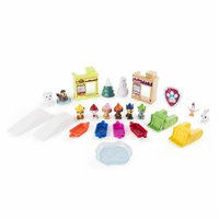 Paw Patrol – Advent Calendar with 24 Collectible Plastic Figures