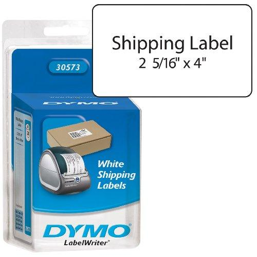 "Dymo Shipping Labels - 2.12"" X 4"" - 220 Label, 1 Roll - Shipping Label (30573)"