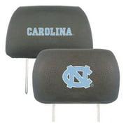 NCAA University of North Carolina - Chapel Hill Tar Heels Head Rest Cover Automotive Accessory
