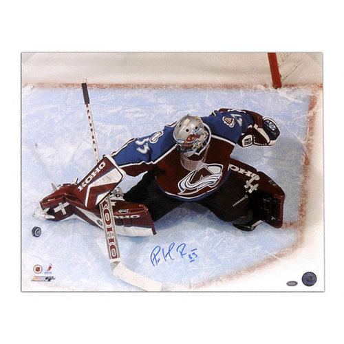 NHL - Patrick Roy Colorado Avalanche -Horizontal- 16x20 Autographed Photograph