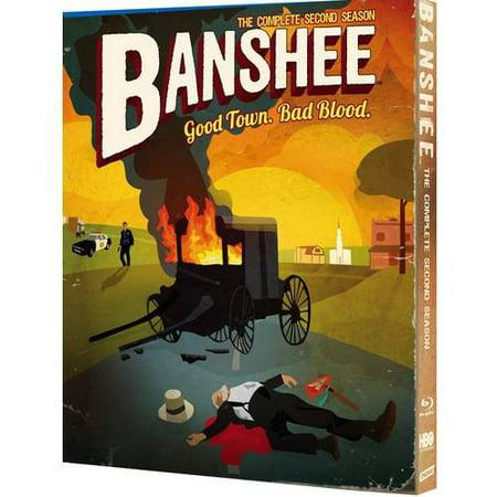 Banshee  The Complete Second Season