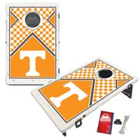 Tennessee Volunteers 2' x 3' BAGGO Vintage Cornhole Board Tailgate Toss Set - No Size