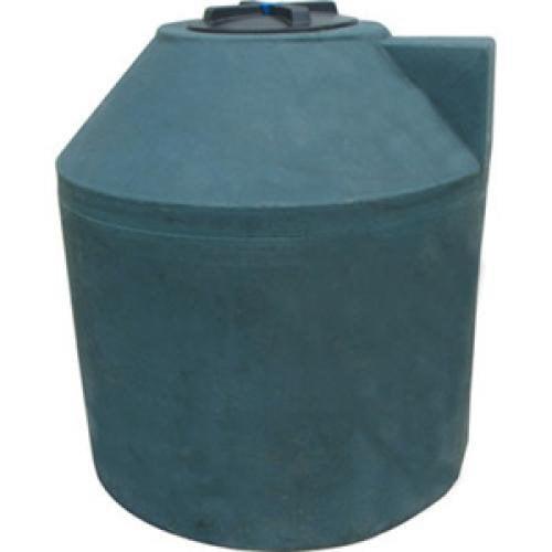 TekSupply 111156 Norwesco 305 Gallon Green Vertical Water Tank