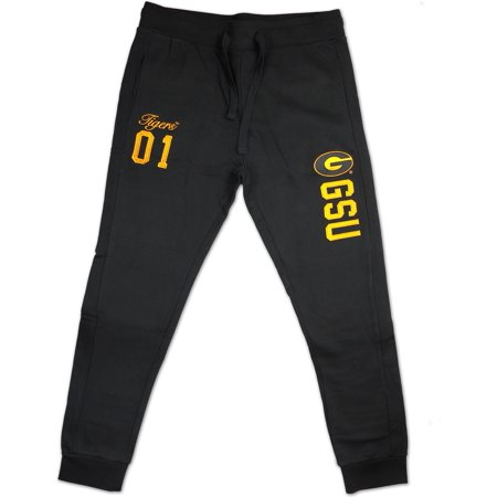 Big Boy Grambling State Tigers Mens Jogger Sweatpants [Black - S]