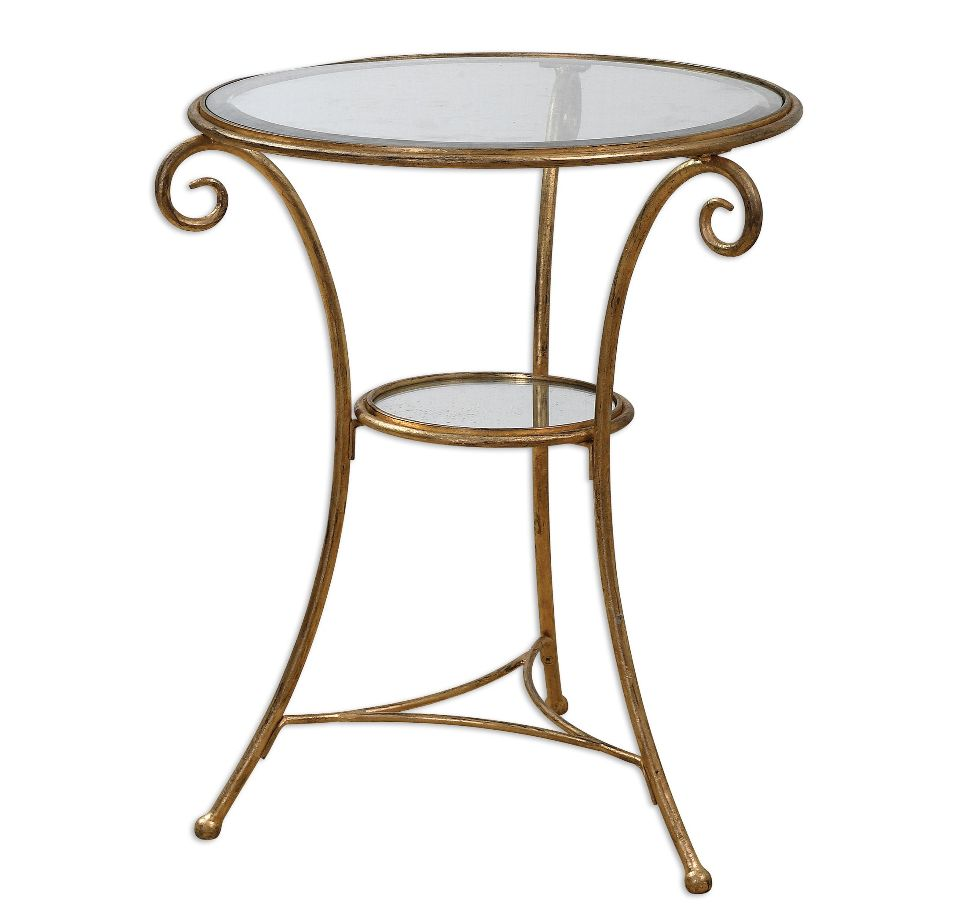 Uttermost Maia Accent Table 24329