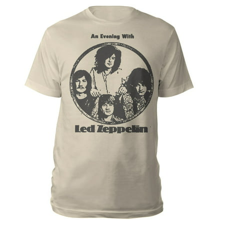 An Evening With Led Zeppelin T-Shirt - Led Clothes