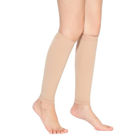 1db08b0165d6a5 Men Women's Medical Compression Stockings,Leg Compression Socks 30-40mmHg  for Shin Splint,