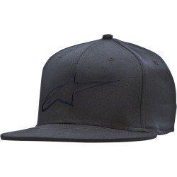 Alpinestars Hat (Alpinestars Ageless '17 Flatbill Flexfit Hat Black/Black )