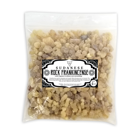 Sudanese Frankincense Resin High Quality Organic Aromatic Resin Tears Rock Incense - 4