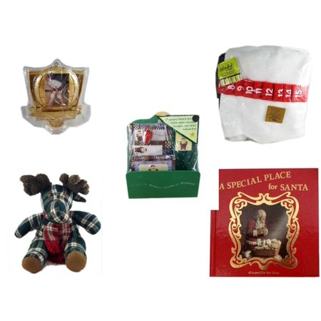 Christmas Fun Gift Bundle [5 Piece] - Hallmark Volleyball Photo Frame Ornament QXG4765 - Splendid! By Nygala 40