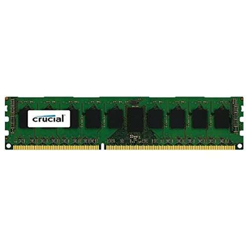 Crucial 4GB DDR3 PC3-12800 Unbuffered ECC 1.35V 512Meg x 72