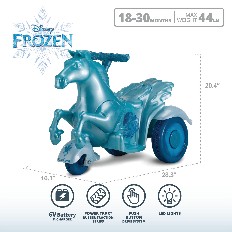 Disney Frozen 2 Water Nokk Ride-On Toy
