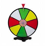 Brybelly GPRZ-005 16'' Color Dry Erase Prize Wheel