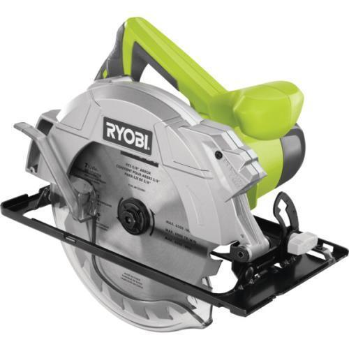 "Ryobi 7-1 4"" Circular Saw With Exactline Laser by"
