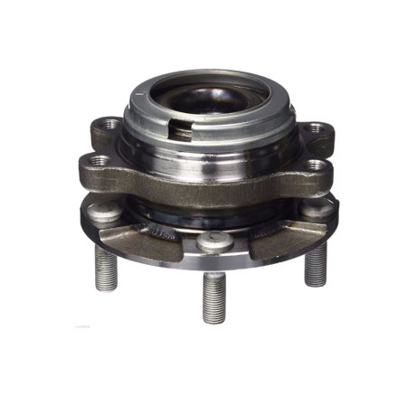 1 NEW Front Driver Side Wheel Hub and Bearing Assembly For NISSAN MURANO w/ ABS (Driver Bearings)
