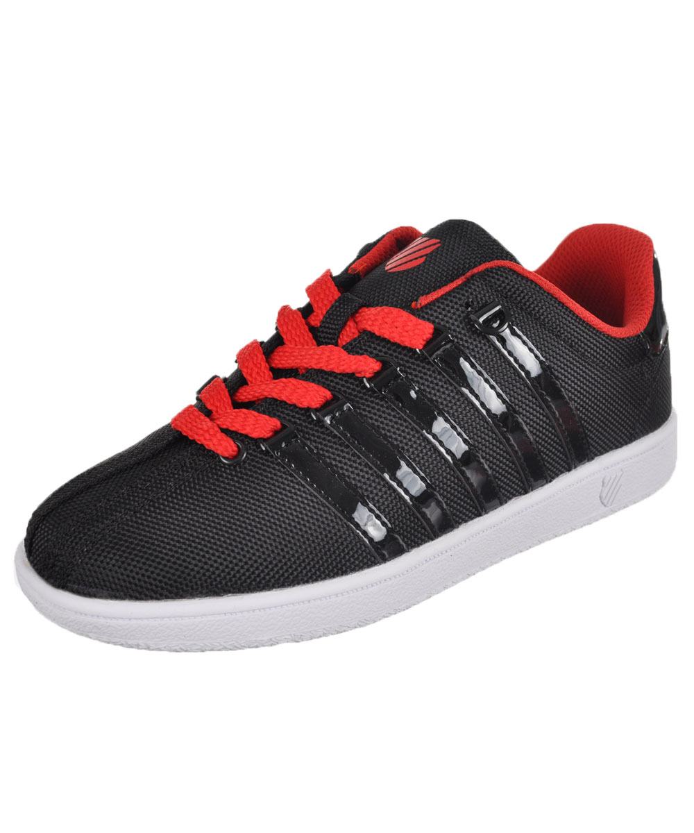 "K-Swiss Boys' ""Classic"" Sneakers (Youth Sizes 12.5 3) by K-Swiss"