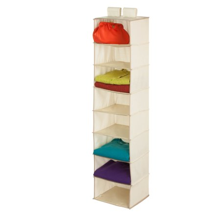Honey Can Do Hanging Organizer with 8 Shelves,