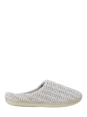 Nine West Women's Chenille Clog Slippers