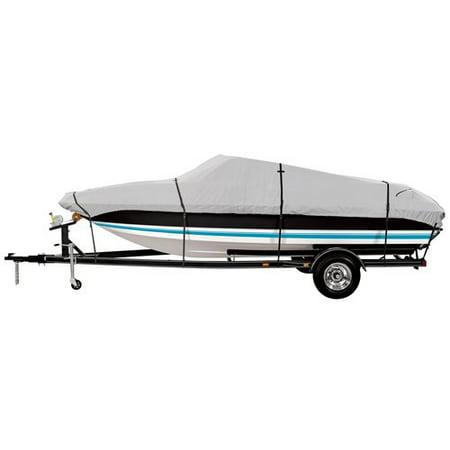 Harbor Master 600D Grey Boat Cover, C