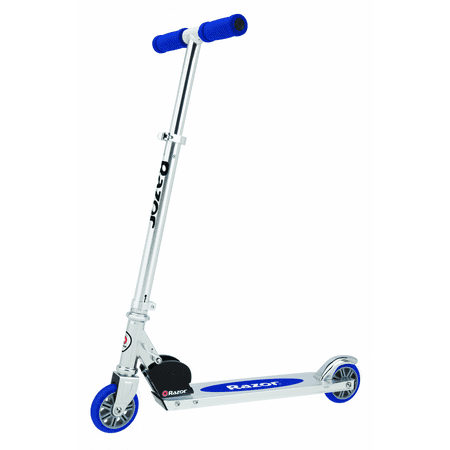Razor Authentic A Kick Scooter - For Ages 5+ and Riders up to 143 (Best Brand Of Trick Scooters)