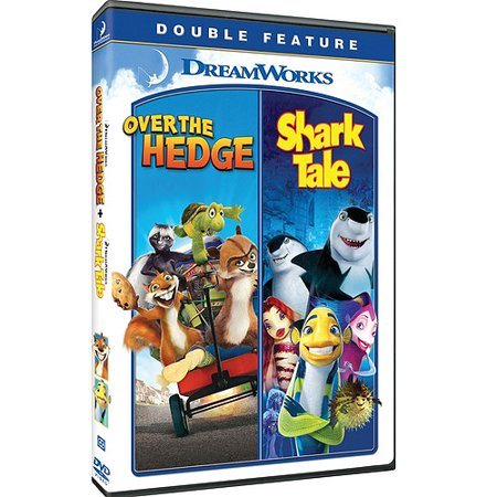 Over The Hedge (Widescreen) / Shark Tale - Walmart.com | 450 x 450 jpeg 51kB