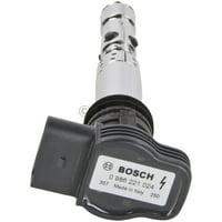 Bosch 0986221024 Ignition Coil for Audi A4, A4 Quattro, A6 Quattro
