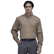 Men's Performance Brushe Chest Pocket Dress Shirt