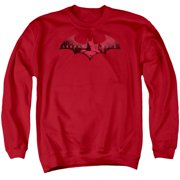 Arkham City In The City Mens Crewneck Sweatshirt