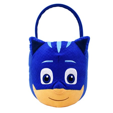 PJ Masks Catboy Medium Plush Easter Basket - Grass For Easter Baskets