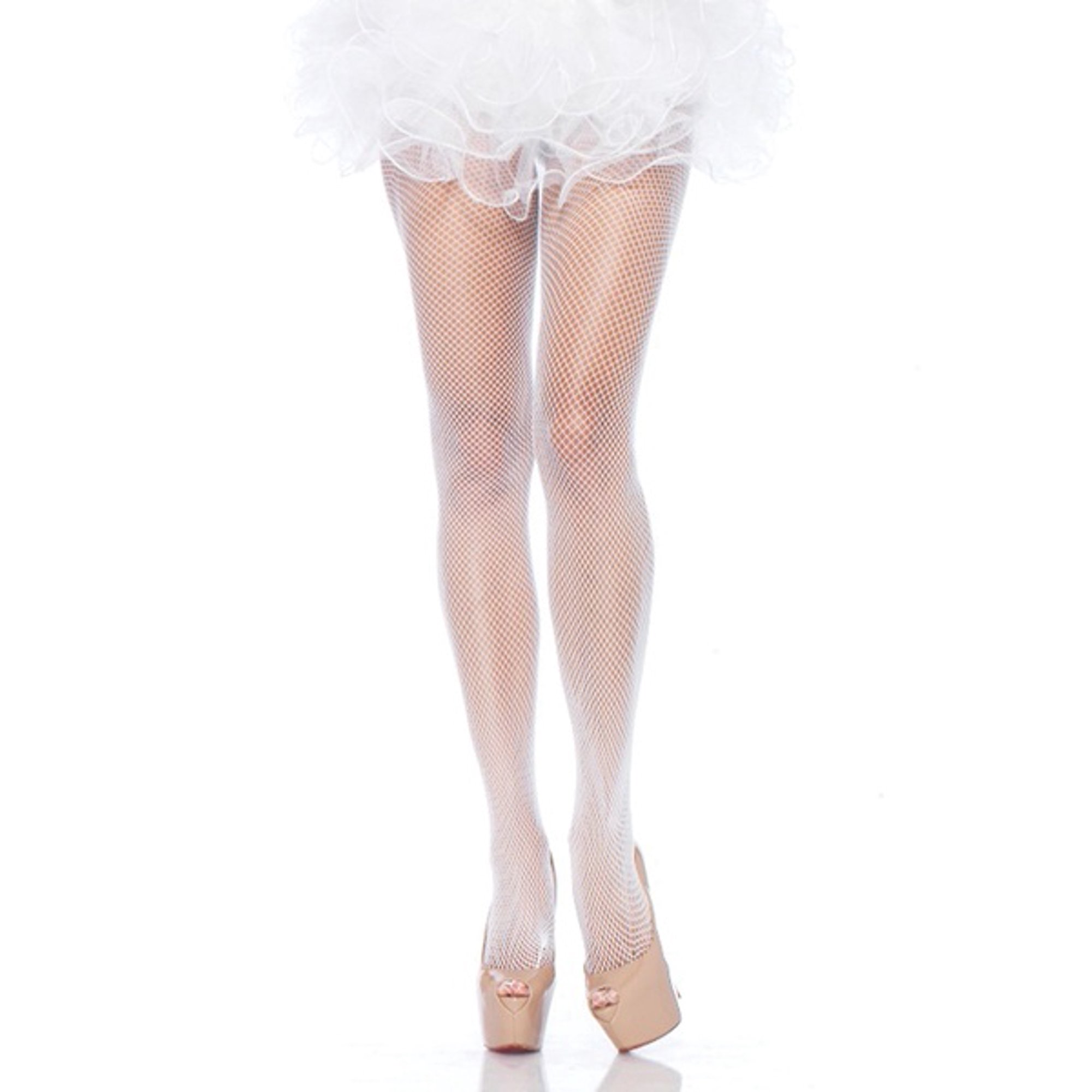 b82e1ccb9d869 Adult White Fishnet Stockings | Walmart Canada