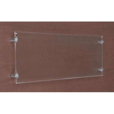 Displays2go Panoramic Frame for 30\