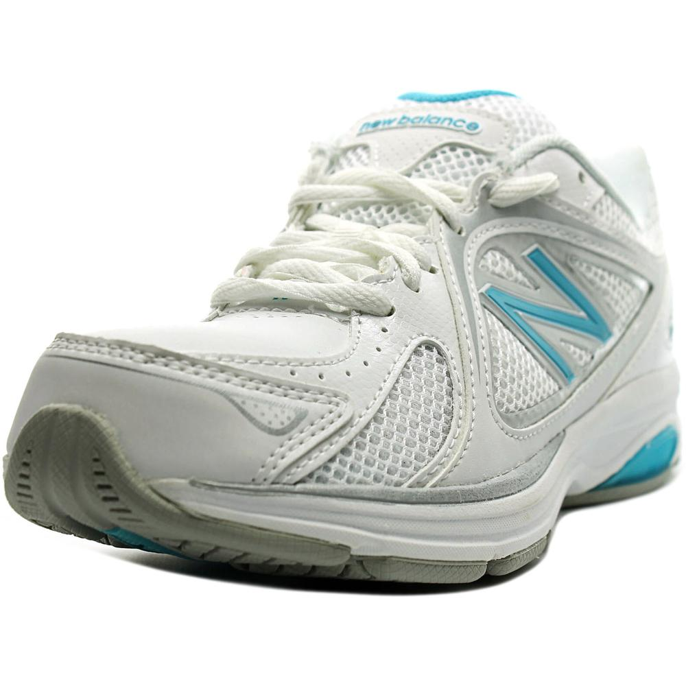 New Balance WW847  2A Round Toe Synthetic  Walking Shoe