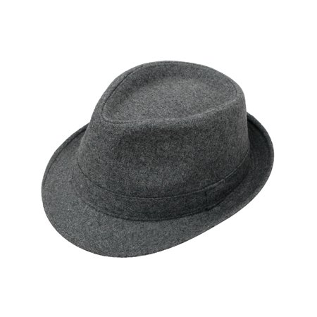66286e2931cf20 Indiana Men's Adult Deluxe Structured Fedora Hat, 3435_Charcoal Grey.  Average rating:0out of5stars, based on0reviewsWrite a review. Simplicity.  Image 1 of 4