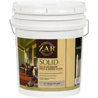 UGL ZAR 81115 5 gal Medium Tint Base Solid Color Deck Stain