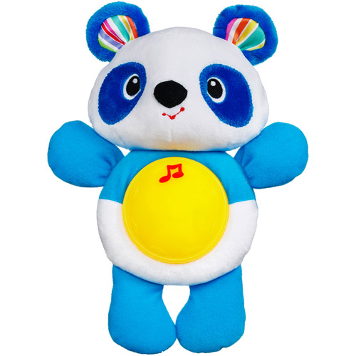 Playskool Play Favorites Panda Glofriend, Blue