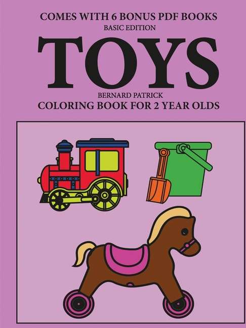 Best Coloring Books For 2 Year Olds Www.robertdee.org