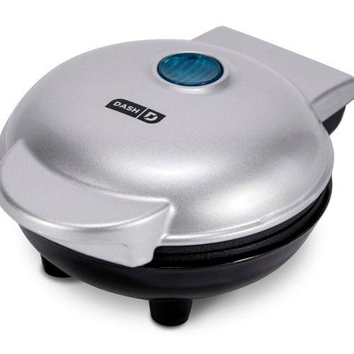 Dash Mini Grill - Silver