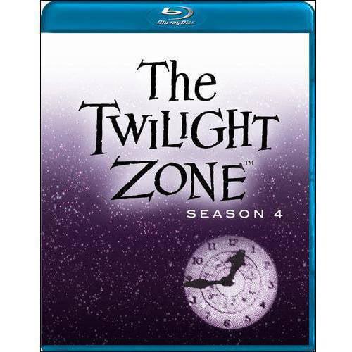 The Twilight Zone: Season 4 (Blu-ray)